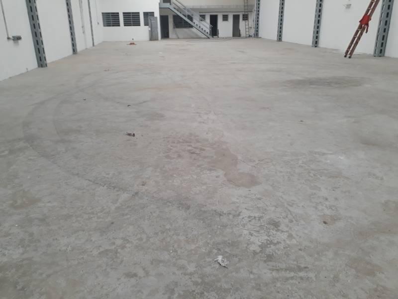 Concreto usinado para piso