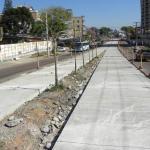 Concreto para pavimentação