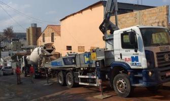 Empresa de concreto usinado